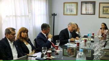 Autoridades de UNCUYO, FCM y de la cartera provincial coordinan esfuerzos en Salud Pública