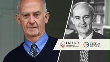 La UNCUYO hace entrega del Doctorado Honoris Causa al Dr. Philip Stahl