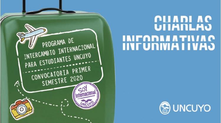 Agendá esta reunión informativa en la FCM sobre Intercambio Internacional