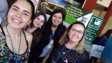 Estudiantes de la Escuela de Tecnicaturas premiadas en Congreso Internacional de Bioimágenes