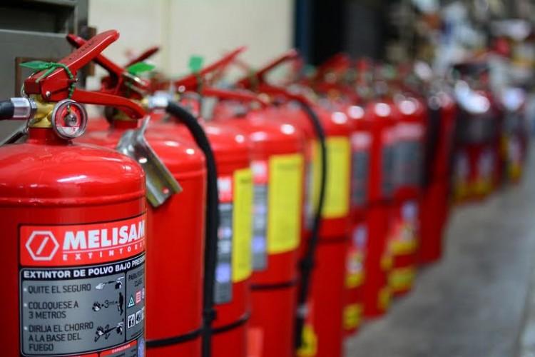 La Asesoría en Higiene y Seguridad ofrecerá capacitación práctica para el adecuado empleo de extintores de incendio