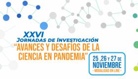 XXVI Jornadas de Investigación