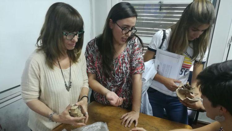 """Con un nuevo encuentro, continuó la implementación del 2° Curso de """"Antropología y Medicina"""""""
