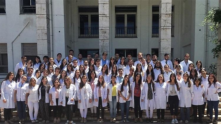 Presentaron 10 proyectos de investigación, desarrollados en la PFO de Medicina durante 2017