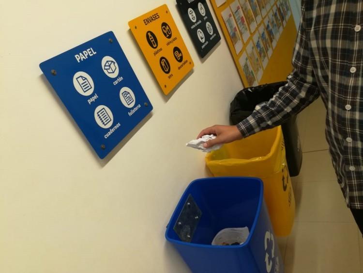 Ofrecen curso virtual relativo a gestión de residuos y prácticas sostenibles en la UNCUYO