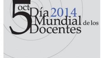 5 de octubre: Día Mundial UNESCO de los Docentes