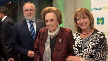 La ex decana Norma Magnelli es ciudadana ilustre de Mendoza