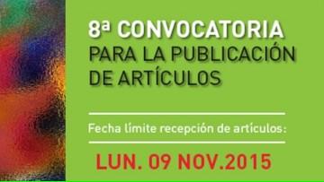 8ª Convocatoria UNCuyo a publicación de artículos de investigación