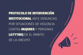 Protocolo de Intervención Institucional