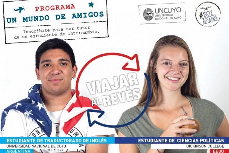 Convocan a estudiantes para servir de tutores de intercambistas extranjeros en 2018