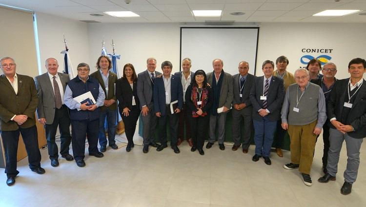 Autoridades de las Facultades de Medicina de todo el país se reunieron en la FCM