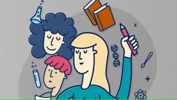 Está abierta la Convocatoria a Becas de Estímulo a las Vocaciones Científicas 2020