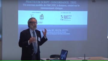 Carlos Brailovsky, y la evaluación de competencias en las carreras de salud