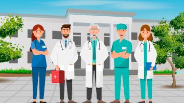 ALUMNI FCM te invita al festejo del día de Médicos y Médicas