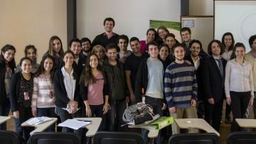 La Asociación Científica de Estudiantes de la Salud celebró sus Segundas Jornadas