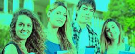 Estudiantes Ciclo de Licenciatura en Higiene y Seguridad
