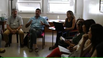El Observatorio consumó la segunda reunión con las escuelas medias de la UNCUYO