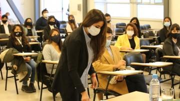 Juraron 47 nuevos/as profesionales de Enfermería Universitaria