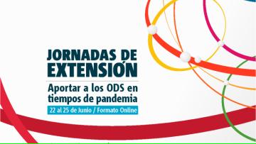 Inscriben para participar de las Jornadas de Extensión 2021