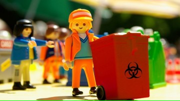 El 16 de junio habrá retiro de residuos patológicos en la FCM