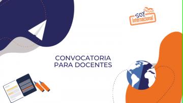 Ofrecen financiamiento para propuestas innovadoras para la internacionalización de los programas de estudio